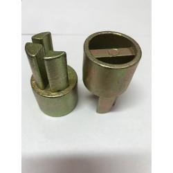 Adapter dolny 34 mm poprzeczka